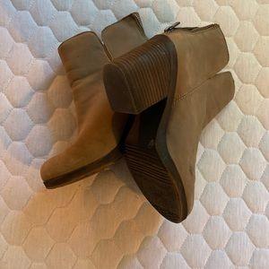 Lucky Brand Shoes - Lucky Brand Block Heel Bootie